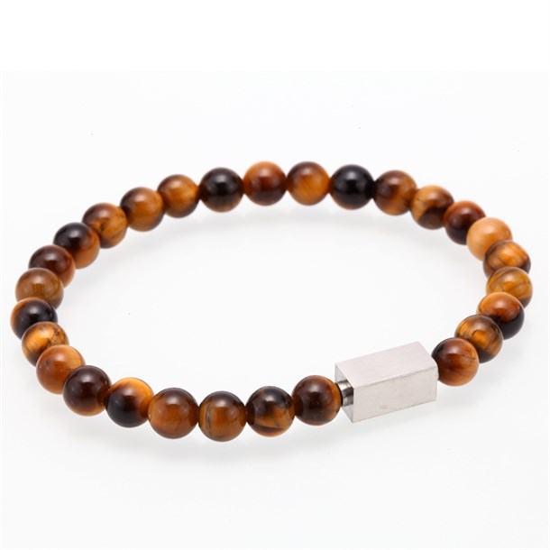 MAGIC TIGER EYE NATURAL STONE BRACELET