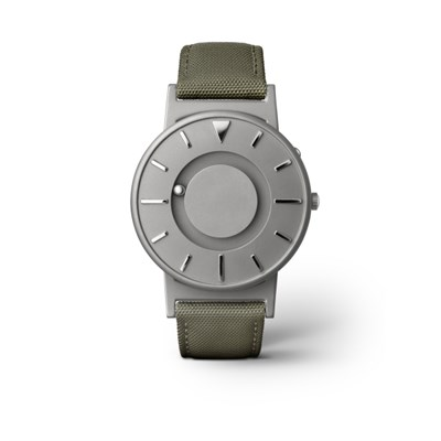 Bradley Canvas GREEN UNISEX Watches