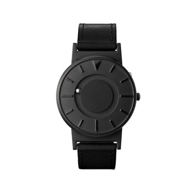 Bradley Leather Black UNISEX Watches
