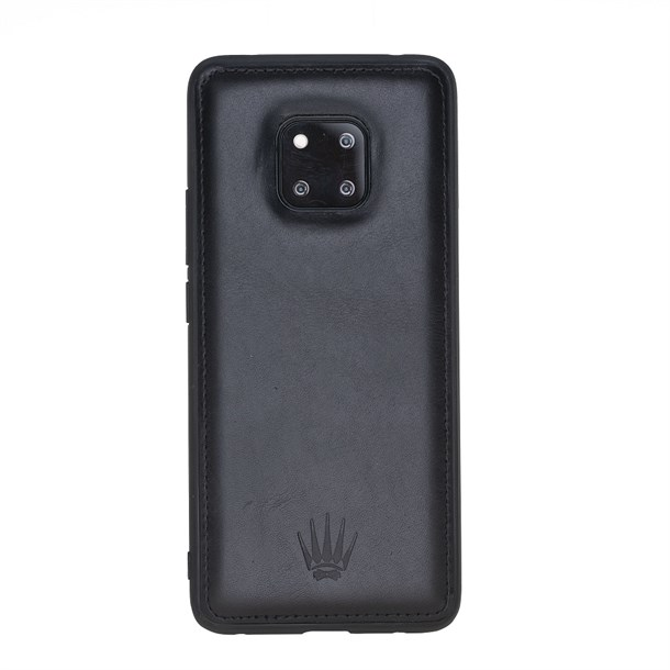 HUWAI MATE20 PRO BLACK PHONE CASE