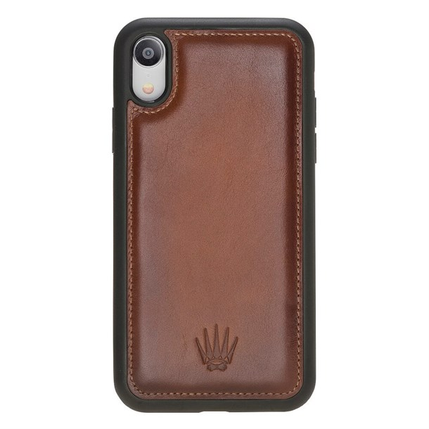 IPHONE XR TABA LEATHER CASE
