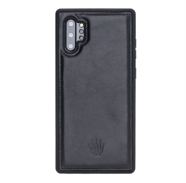 SAMSUNG NOTE 10 PLUS BLACK PHONE CASE