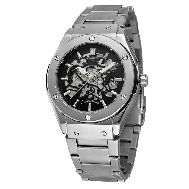 ROYAL BIGBANG SILVER STEEL AUTOMATIC Watches