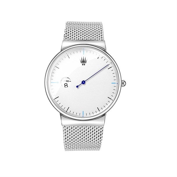 VOYAGER SILVER STEEL UNISEX Watches