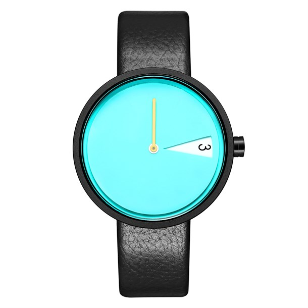 SPACE LINE BLUE LEATHER Watches