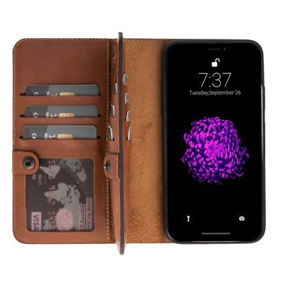 DOUBLE MAGIC WALLET IPHONE X TABA 2IN1