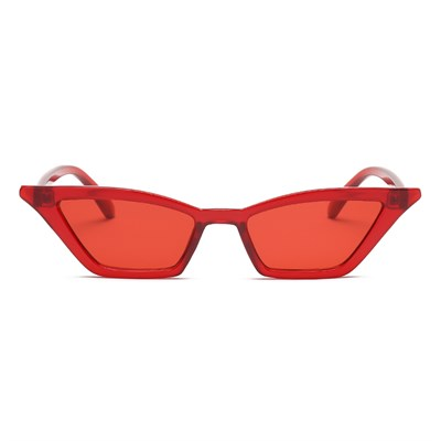 SMALL VINTAGE RED SUNGLASSES