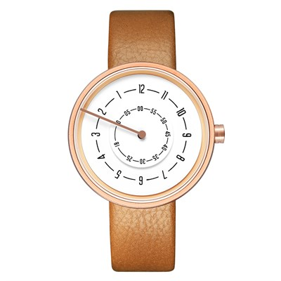 ARROW LINE TABA LEATHER Watches
