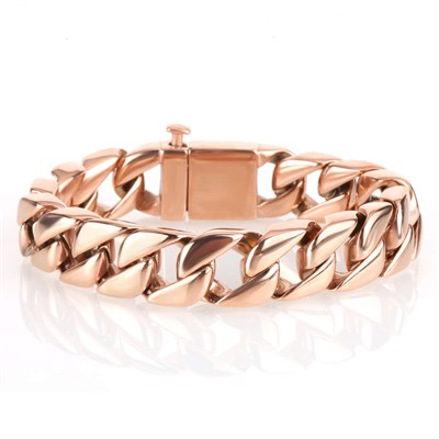 INTEGER ROSE GOLD BİLEKLİK