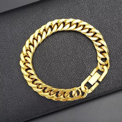 JEFF GOLD BIG CHAIN BANGLE BİLEKLİKBRACELETROYALDESIGNJEFFGLDJEFF GOLD BIG CHAIN BANGLE BİLEKLİK