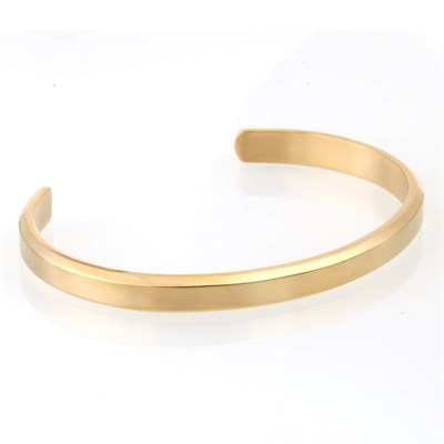 THIN BANGLE GOLD BİLEKLİK