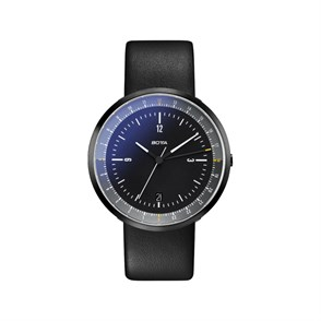 Botta Mondo Black Edition Quartz Unisex Kol Saati
