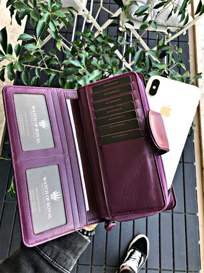 LIBERTY DAMSON PHONE WALLET
