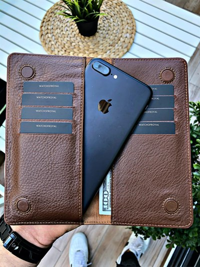 MAGNETIC ARSEL TABA PHONE WALLET