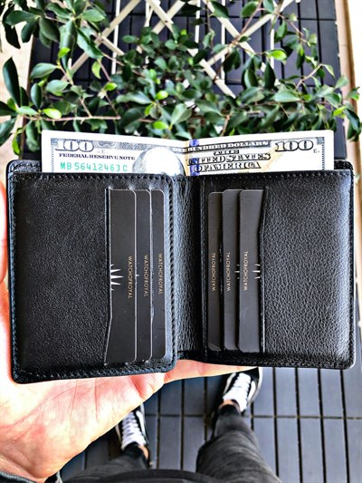 MONREO BLACK GENUINE LEATHER WALLETWALLETCÜZDAN & ELÇANTASIMONREOBLACKMONREO BLACK GENUINE LEATHER WALLET
