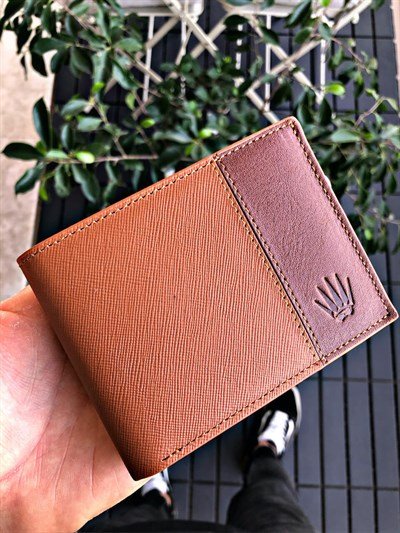 PORTO TABA GENUINE LEATHER WALLET