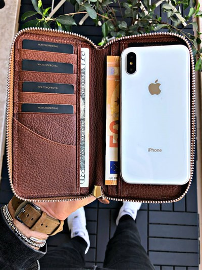 ROYAL TABA PHONE WALLET