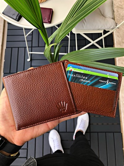 SWAN TABA GENUINE LEATHER WALLET