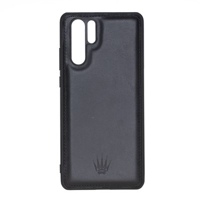 HUWAI P30 PRO BLACK PHONE CASE