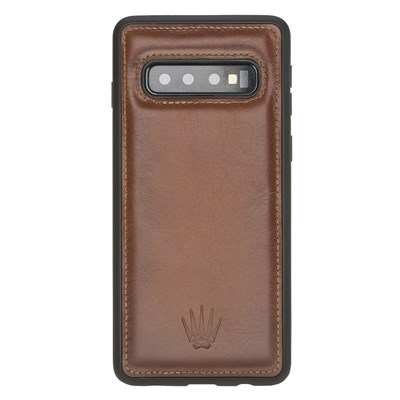 SAMSUNG S10 TABA LEATHER CASE