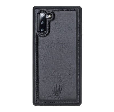 SAMSUNG NOTE 10 BLACK PHONE CASE