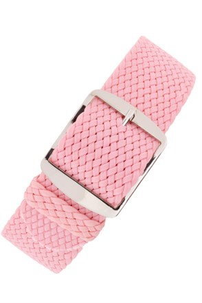 PEMBE PERLON WATCHES STRAP