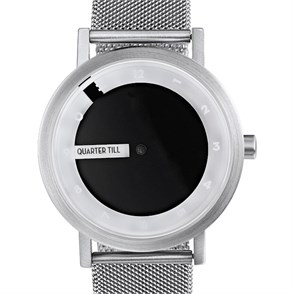 Projects Watches Till Steel Mesh Kol Saati Unisex Kol Saati