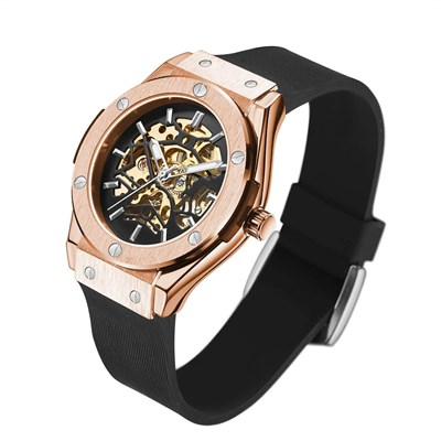 ROYAL BIGBANG ROSE GOLD OTOMATİK KOL SAATİWATCHESROYAL WATCHESBIGBNGRSGLDROYAL BIGBANG ROSE GOLD OTOMATİK KOL SAATİ