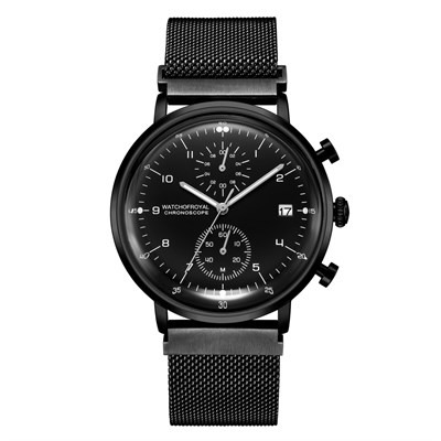 CHRONOSCOPE BLACK MAGNETIC STRAP UNISEX Watches