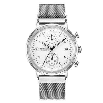 CHRONOSCOPE SILVER MAGNETIC STRAP UNISEX Watches