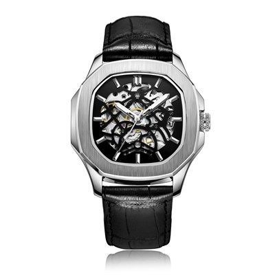 PEERLESS AUTOMATİC SILVER BLACK Watches