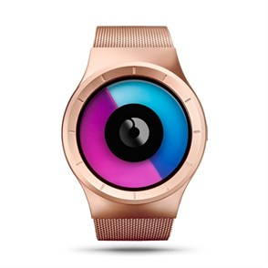 Ziiiro Celeste Rose Gold UNISEX Watches